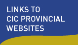 LINKS TO CIC PROVINCIAL WEBSITES