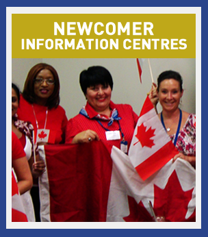 TCET Newcomer Information Services